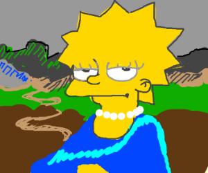 Mona Lisa... Simpson
