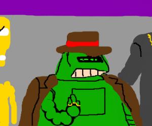 RoboMobster