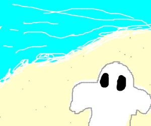 Ghost on the coast