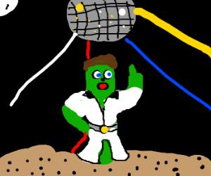 """Desert disco - cactus """"rocks"""""""
