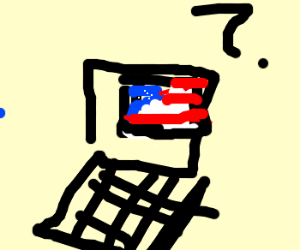 American laptop does not compute.