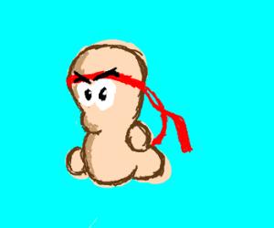 Lowly worm