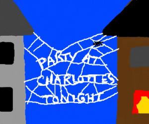 Charlotte takes up word webbing between houses