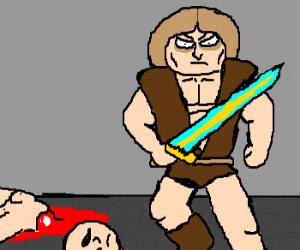 Thundarr the Barbarian!