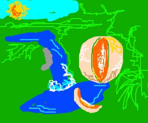 Cantaloupe of Eden