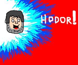 Who's that Pokémon? It's Hodor!