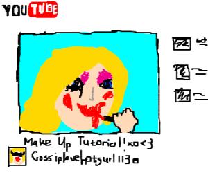 make up FAIL
