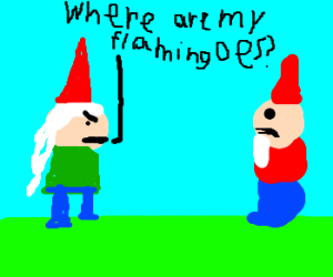 A Game of Gnomes.