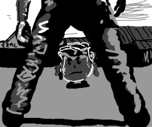 Kool-Aid man is Wild West Kool-Aid Style?