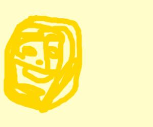Elderly Pac Man dreams of Naziism