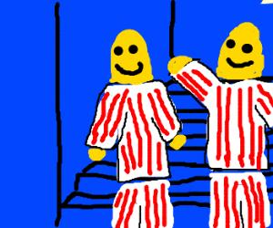 Banana's in Pajamas