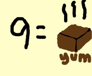 nein=brownie?