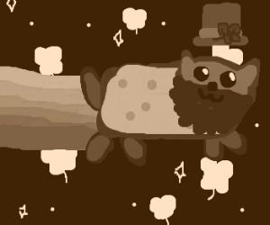 Leprechaun Nyan-cat