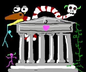 Tim Burton handles Greek mythology