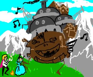Howl's Dancing Castle
