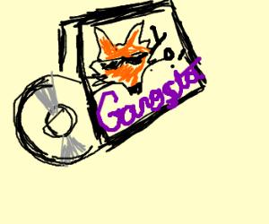 Gangsta Fox album cover