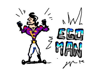 Check out Egoman's guns.