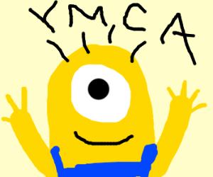 YMCA (Minions version) - Drawception