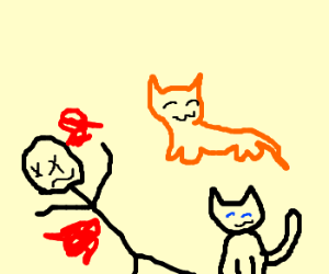 Death by kittens!