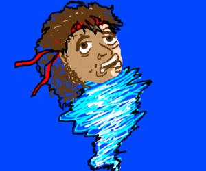 Rambo tornado