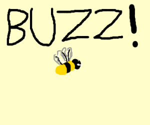 Mr. Bumble the Bee buzzes like no other.