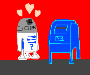 R2d2 finds love