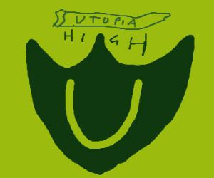 School Logo/Class colors Utopia High School