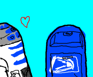 My new OTP is R2-D2 X Mailbox!