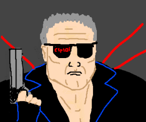 Grandpa Terminator