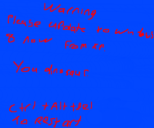 Bluescreen warns that you're behind the times