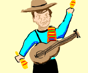 Dammit Jim I'm A Mariachi Player, Not a Doctor