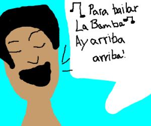 La-la-la-la-la-LA Bamba!