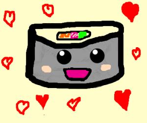 Everybody loves Sushi Rolls :D