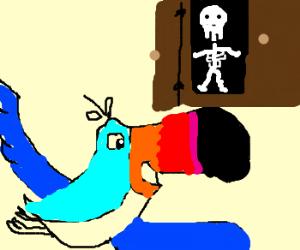 Toucan Sam has a dark and horrible secret