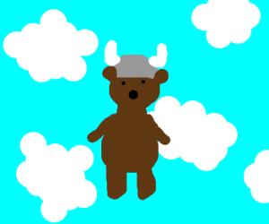 Viking Bear Asscends