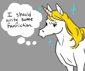Mr. Unicorn has a probably awful idea.