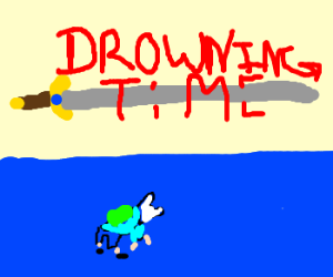 Drowning Time