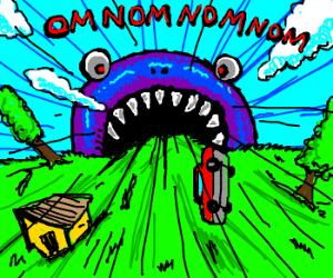 Omnomivore
