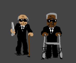 Men in Black IV: Senior Edition
