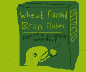 Wheat-Flavored Bran Flakes