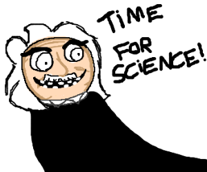 Time for Science!