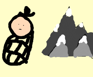 """""""Baby there aint no mountain high enough!"""""""