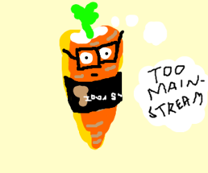 carrot too cool for you