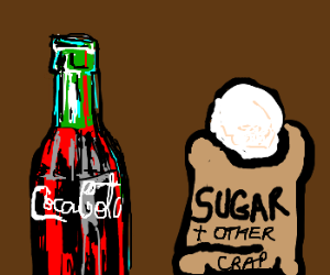 Coca cola's secret ingredient