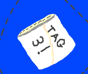Tag 31 - the one is an exclamation mark