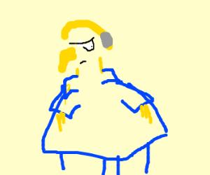 Fat mr burns