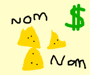 Potato Chip Pyramid Scheme