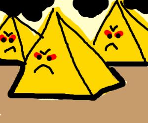 Pyramids of DOOM!!!