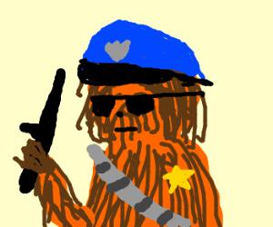 Wookie police