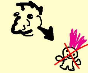 Alf is not a troll doll